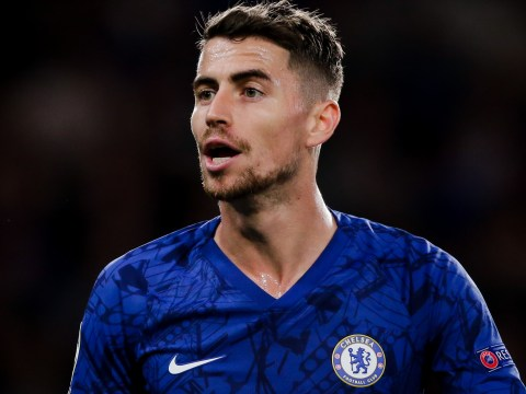Jorginho explains how Frank Lampard has changed his position at Chelsea
