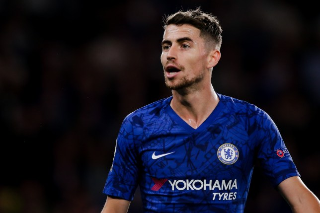 Jorginho wants to be a more attacking and more senior player under Frank Lampard at Chelsea