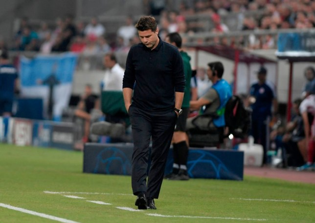 Mauricio Pochettino was furious with his side's performance (Picture: Getty)