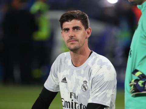 Thibaut Courtois criticises Real Madrid performance after heavy defeat against PSG