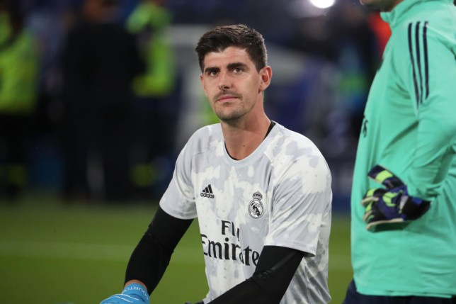 Thibaut Courtois criticises Real Madrid performance after PSG hammering