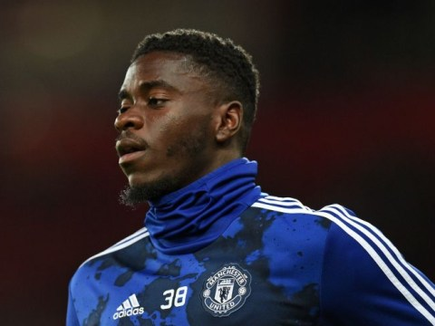 Axel Tuanzebe eager to prove he deserves Manchester United starting spot
