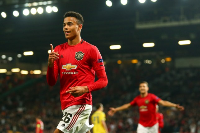 Image result for mason greenwood