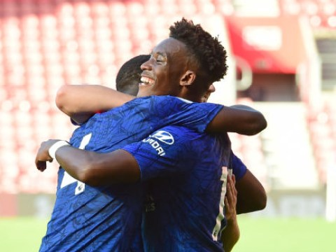 Watching, Frank? Callum Hudson-Odoi sends message to Lampard with goal for U23s