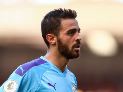 Manchester City star Bernardo Silva being investigated by the FA over Benjamin Mendy tweet