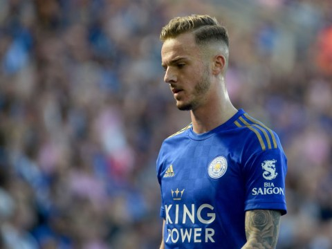 James Maddison's ankle injury leaves him in serious doubt for Leicester vs Newcastle