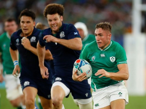 Paul O'Connell slams Scotland after Ireland cruise to opening World Cup victory