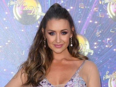 Catherine Tyldesley admits she 'gets pangs' for Coronation Street as she laughs off Strictly Come Dancing curse