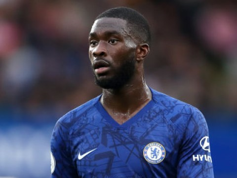 Garth Crooks sends Gareth Southgate a warning over in-form Chelsea defender Fikayo Tomori