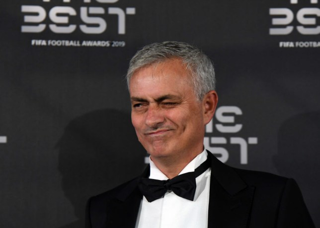 Former Manchester United and Chelsea boss Jose Mourinho wants to manage Real Madrid for a second time