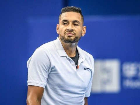 Nick Kyrgios handed suspended punishment for spitting at umpire and calling him a 'f***ing tool'