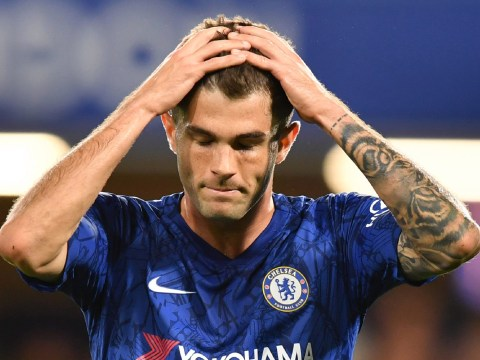 Christian Pulisic admits he's 'very frustrated' with lack of game-time after Chelsea beat Brighton