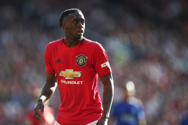 Aaron Wan-Bissaka is out of Manchester United's match against Arsenal