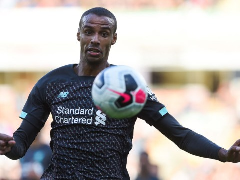 Liverpool 'extend Joel Matip's contract by a year' after impressive start to the season
