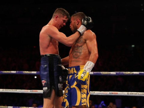 Vasyl Lomachenko vows to return to UK after dominant victory over Luke Campbell