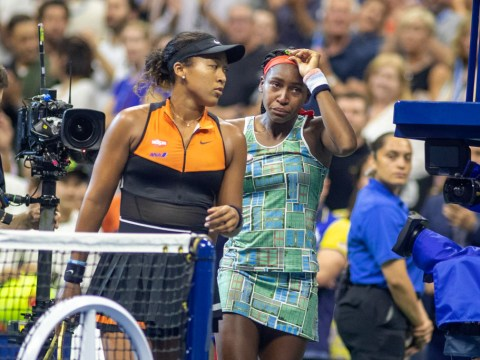 Cori Gauff pays touching tribute to 'true athlete' Naomi Osaka after great 'sportsmanship'