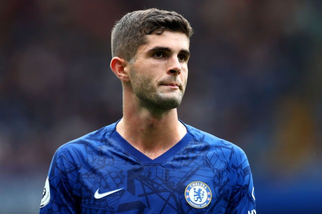 Christian Pulisic was left out of Chelsea's victory over Lille in the Champions League