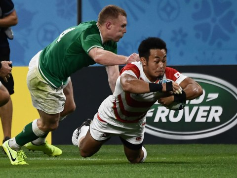 Japan stun Ireland in Rugby World Cup with sensational performance