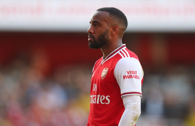 Alexandre Lacazette sends message to Arsenal fans after injury blow