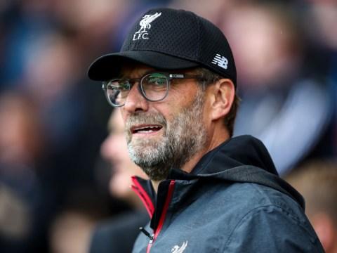 Jurgen Klopp rates Liverpool's chances of breaking Manchester City record