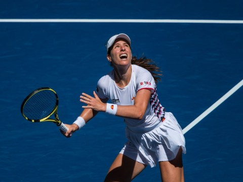 Johanna Konta hopes to take next step at Grand Slams after US Open defeat