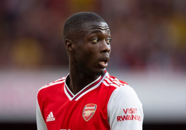 Kanu has been impressed with Arsenal summer signing Nicolas Pepe