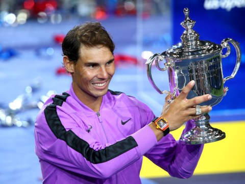 Rafael Nadal survives Daniil Medvedev fightback to win US Open and close in on Roger Federer Grand Slam record