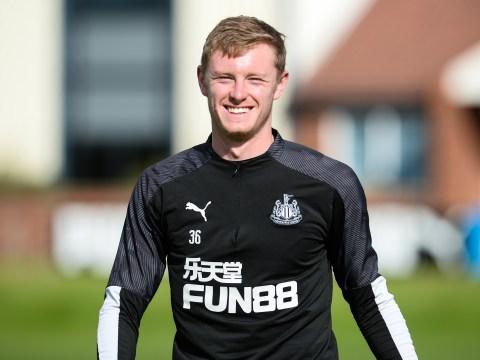 Newcastle United star Sean Longstaff 'flattered' by Manchester United transfer interest