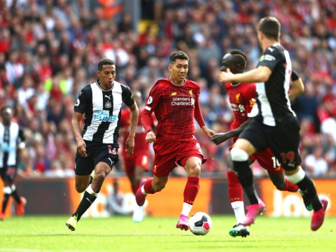 Newcastle boss Steve Bruce claims 'terrific' Roberto Firmino 'made the difference' for Liverpool