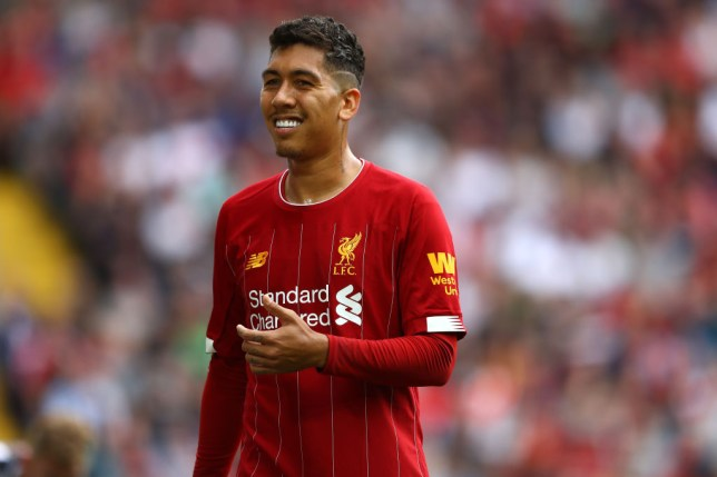 Roberto Firmino was sensational off the bench for Liverpool against Newcastle in the Premier League
