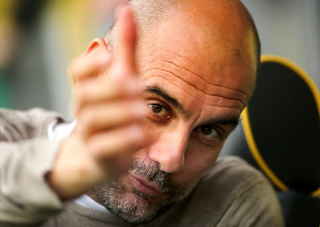Pep Guardiola rejected the suggestion the defeat to Norwich dented City's title hopes