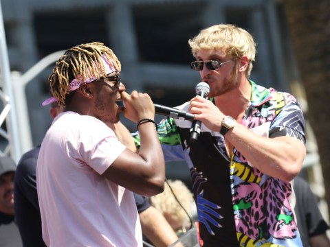 What time does the Logan Paul KSI press conference start and how can you watch it?