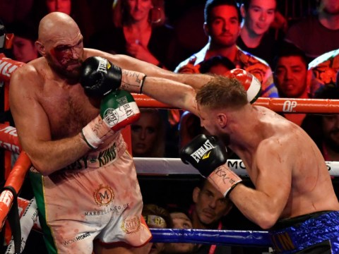 Deontay Wilder praises Otto Wallin for dirty tactics that 'p***ed off' Tyson Fury