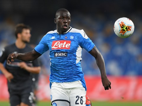 Liverpool would have signed Napoli defender Kalidou Koulibaly if Virgil van Dijk deal had fallen through