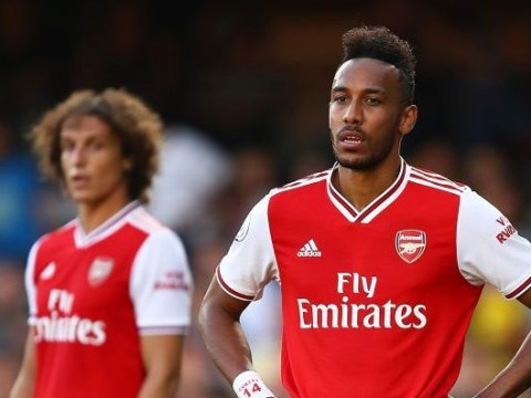 'We're literally giving goals away' – Pierre-Emerick Aubameyang criticises Arsenal performance against Watford
