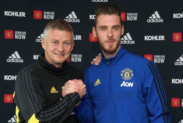 How Solskjaer and Ed Woodward convinced David de Gea to sign new Man Utd contract