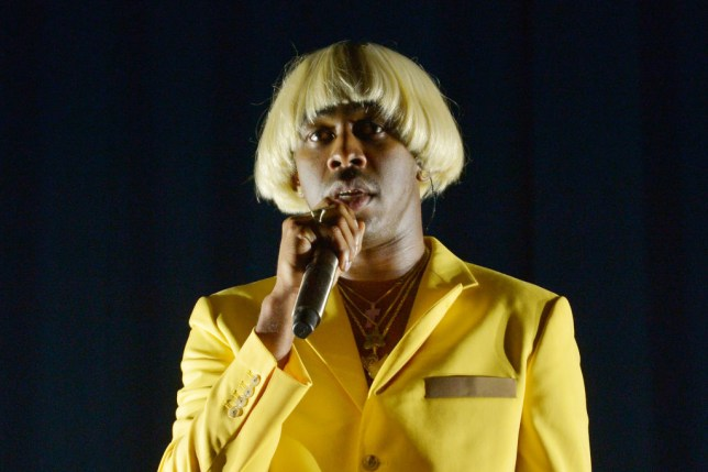 Tyler, The Creator lashes out at 'embarrassing' fans in explicit rant after Drake booed off stage