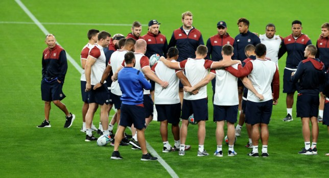 Eddie Jones has picked a strong team for England's opening Rugby World Cup clash against Tonga