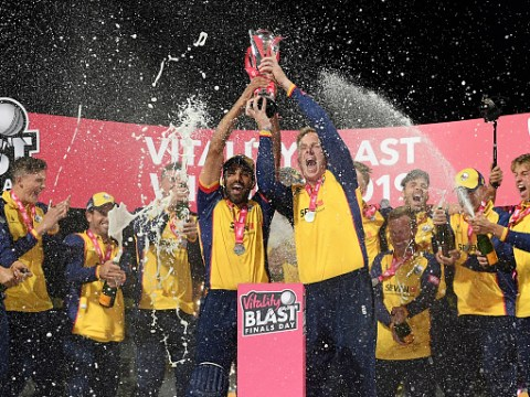 Essex Eagles win first T20 Blast title with thrilling victory over Worcestershire Rapids on Finals Day