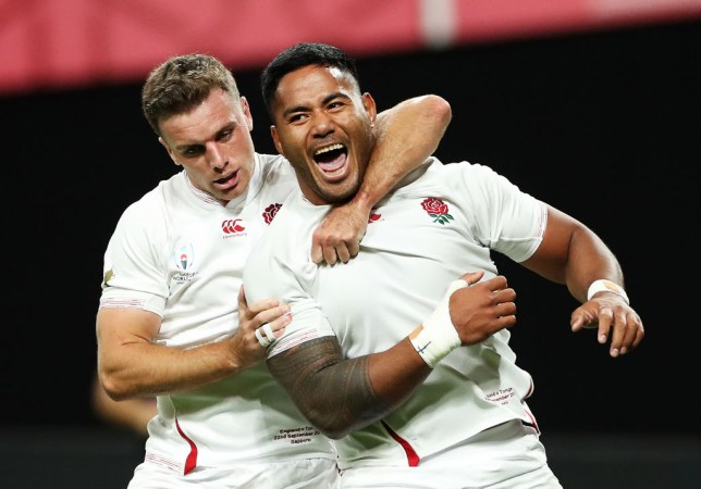 Manu Tuilagi starred as England got their Rugby World Cup campaign off to a winning start