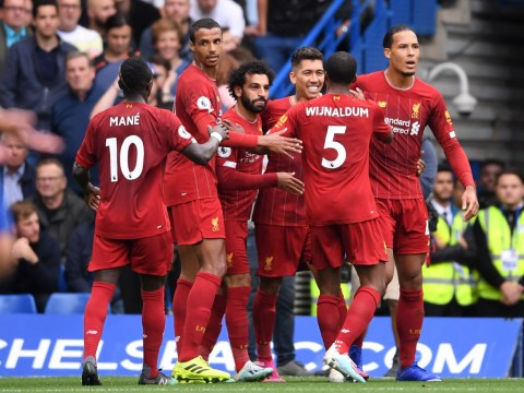 Liverpool make history after beating Chelsea to maintain perfect Premier League start