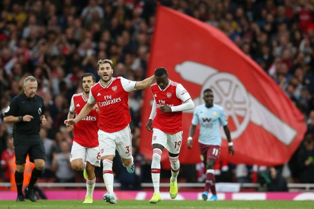 nicolas pepe reveals why he decided to join arsenal. Black Bedroom Furniture Sets. Home Design Ideas