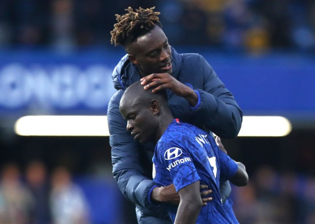 N'Golo Kante could not prevent Chelsea from losing to Liverpool