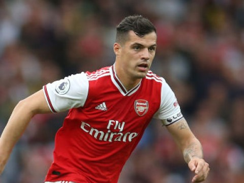 Unai Emery responds to Arsenal fans after Granit Xhaka is booed during Aston Villa win