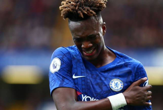 Frank Lampard questions Tammy Abraham's fitness after Chelsea's defeat to Liverpool