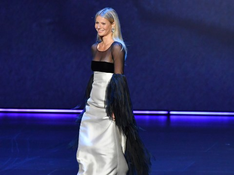 Gwyneth Paltrow's stylist defends star's 'strange' Emmy walk that became next best meme