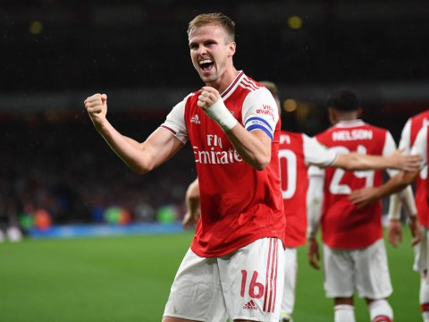 Rob Holding credits Hector Bellerin and ex-Arsenal star Danny Welbeck for 'helping' him on road to recovery