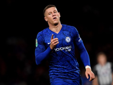 Frank Lampard explains why Ross Barkley didn't take penalty vs Grimsby
