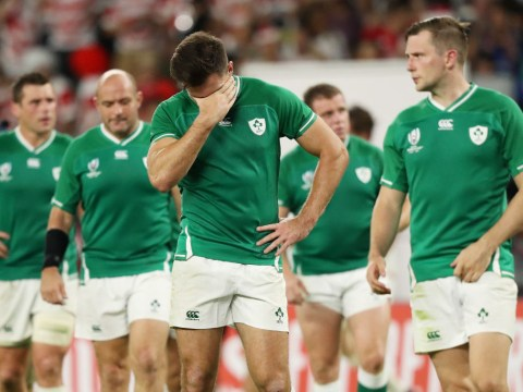 Brian O'Driscoll questions 'blunt' Ireland after Japan Rugby World Cup shock