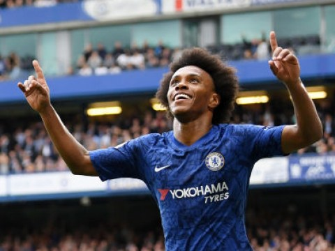 Willian sends message to misfiring Chelsea forwards after 2-0 win over Brighton